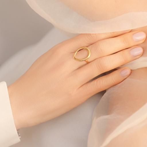 Biżuteria ze złota próby 585
