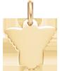 Aniołek 1,5 cm pozłacany